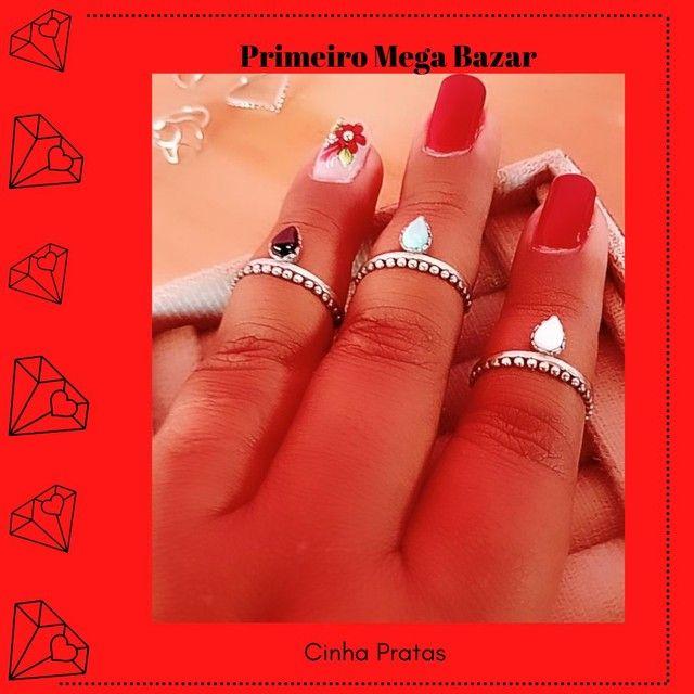 Anéis em Prata  - Foto 3