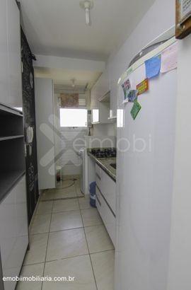 Apartamento à venda com 2 dormitórios em Pitimbu, Natal cod:em1408