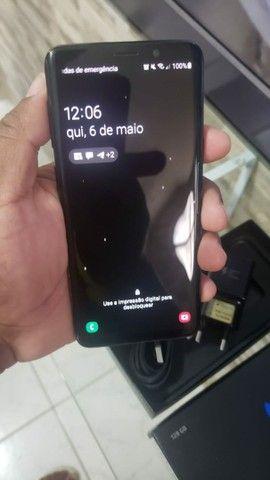 Samsung S9 128gb com caixa e acessórios originais  - Foto 6