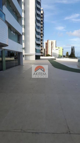 LUXO NA BEIRA MAR DE OLINDA- 3 qts suites- 4 VAGAS GARAGEM .  - Foto 8