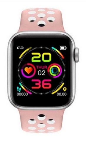 Smartwatch W5 -Rosa- Lacrado - Foto 2