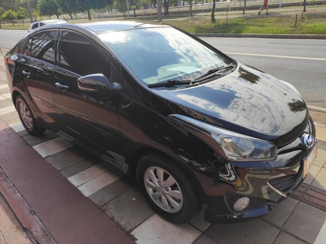 Hyundai hb20s 2014 1.6 comfort style 16v flex 4p automÁtico - Foto 3