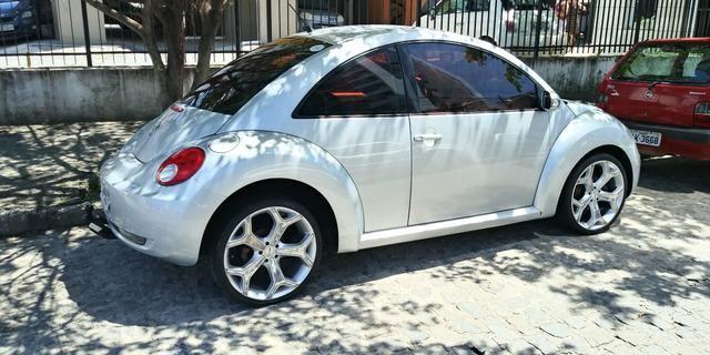 New Beetle hiper novo e equipado c/ rodas aro 19, DVD , etc