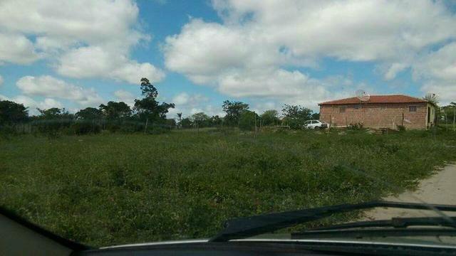Vendo e troco terreno proximo ao aeroclube em São José da mata medindo 10por50
