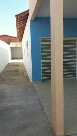 Vende-se ou troca uma casa no parque São Francisco Timon