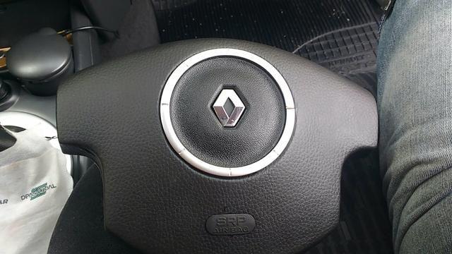 Bolsa airbag megane