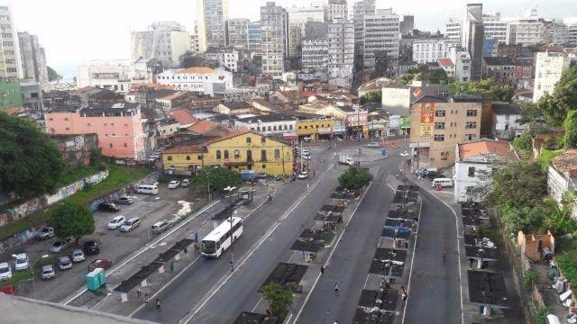 1 quarto bairro de Nazare/ São Bento Centro Salvador Bahia