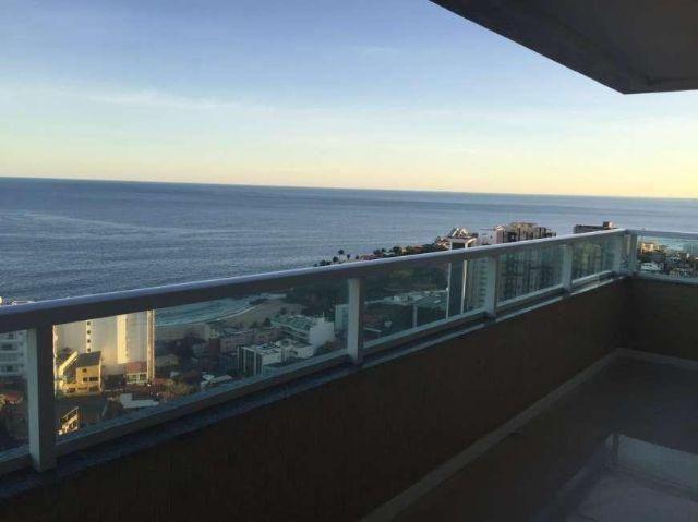 (240) (Resid. Maria Carmem Vilas Boas) Torre B 2º andar vistão mar Oportunidade Novo