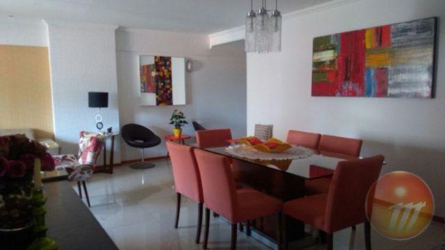 Excelente apartamento nascente com 3 quartos sendo 01 suíte na Jatiúca - Ref.: C3925