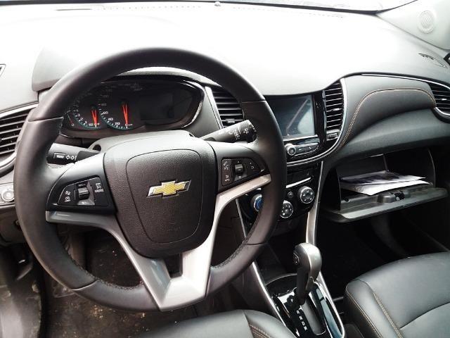 Sucata Tracker LTZ 1.4 Turbo Flex 17/18 Chevrolet Para Retirada de peças - Foto 3