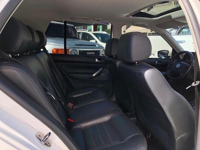 VW Golf 2.0 Sportline Automatico 2012 GNV Top de Linha - Foto 3