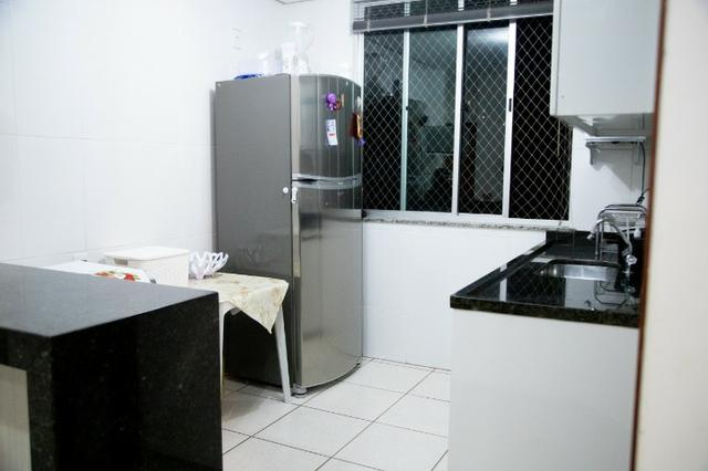 Apartamento em Ipatinga, 3 qts/suite, Sacada Sist. Alarme, 111 m². Valor 210 mil - Foto 16
