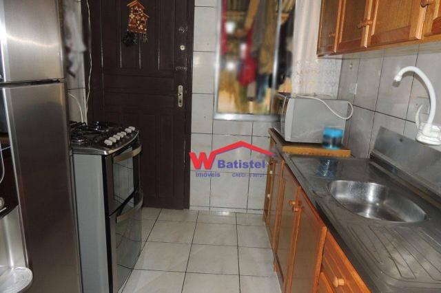 Casa com 2 dormitórios à venda, 42 m² por r$ 350.000 - rua quintino bocaiuva nº 448 - camp - Foto 9