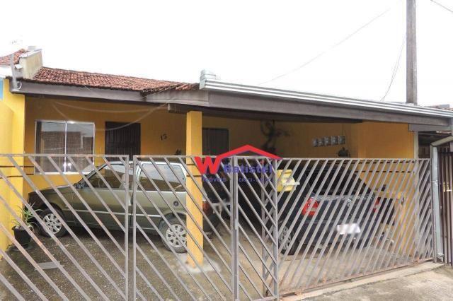 Casa com 2 dormitórios à venda, 42 m² por r$ 350.000 - rua quintino bocaiuva nº 448 - camp