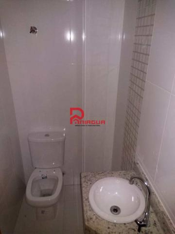 Apartamento para alugar com 2 dormitórios em Ocian, Praia grande cod:1088 - Foto 16