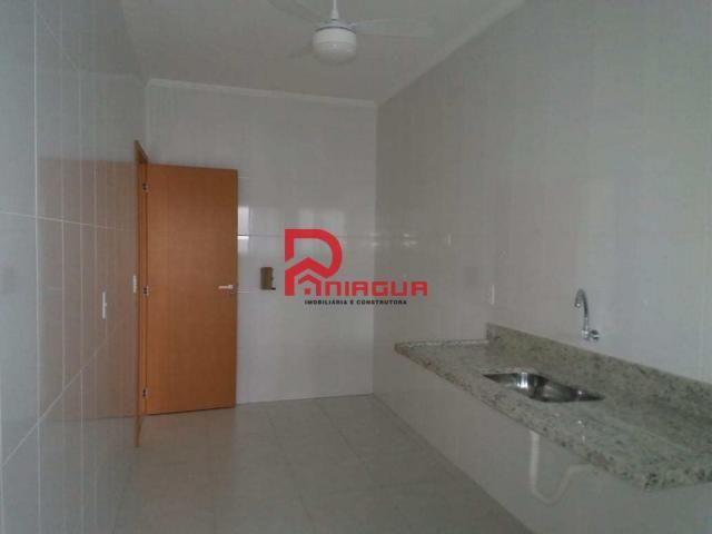 Apartamento para alugar com 2 dormitórios em Ocian, Praia grande cod:1088 - Foto 15