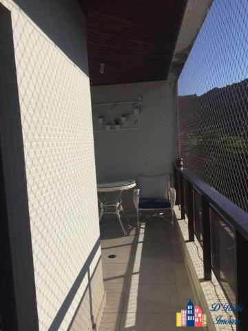 Ap00447 - apartamento no edifício cascais no guarujá! - Foto 6