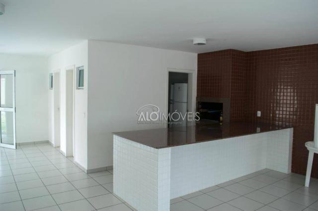 Apartamento com 2 dormitórios à venda, 54 m² por R$ 215.000,00 - Campo Comprido - Curitiba - Foto 14