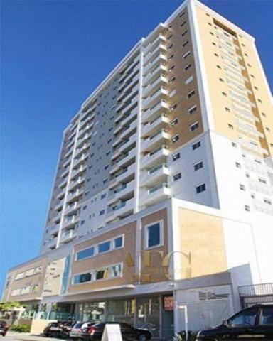 Apartamento a venda no bairro campinas em são josé - sc. 2 banheiros, 3 dormitórios, 1 suí