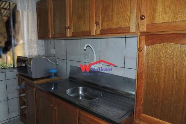 Casa com 2 dormitórios à venda, 42 m² por r$ 350.000 - rua quintino bocaiuva nº 448 - camp - Foto 8