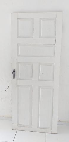 Vendo 2 portas de Cedro - Foto 2
