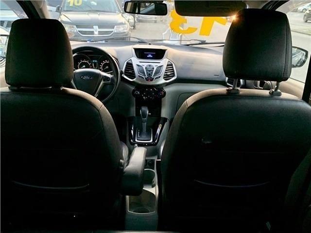 Ford Ecosport 2.0 titanium 16v flex 4p automático - Foto 9