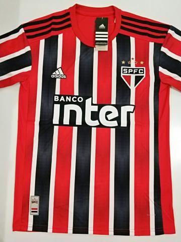 Camisa São Paulo Away 19/20