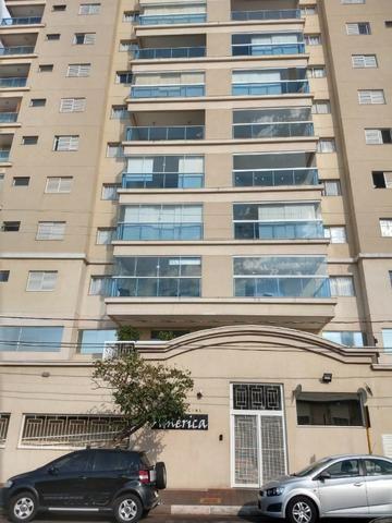 Apartamento Residencial América 144m² de área útil, 3 suítes