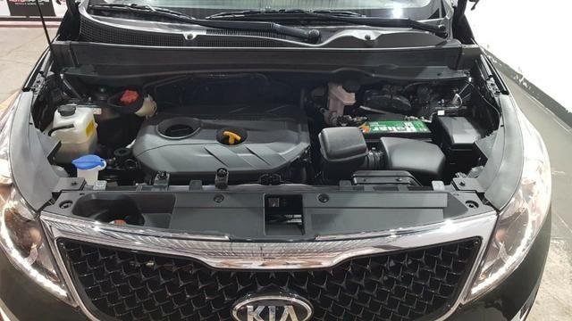 Kia Sportage 2.0 EX Flex aut. - Foto 10