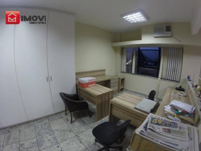 Sala para alugar, 60 m² - Praia do Suá - Vitória/ES - Foto 3