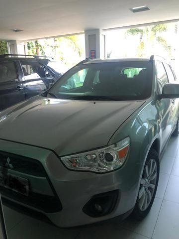 Mitsubishi ASX Blindado 2014