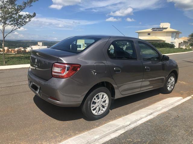 Renault LOGAN ZEN 2020 IPVA 2020 PAGO - Foto 5