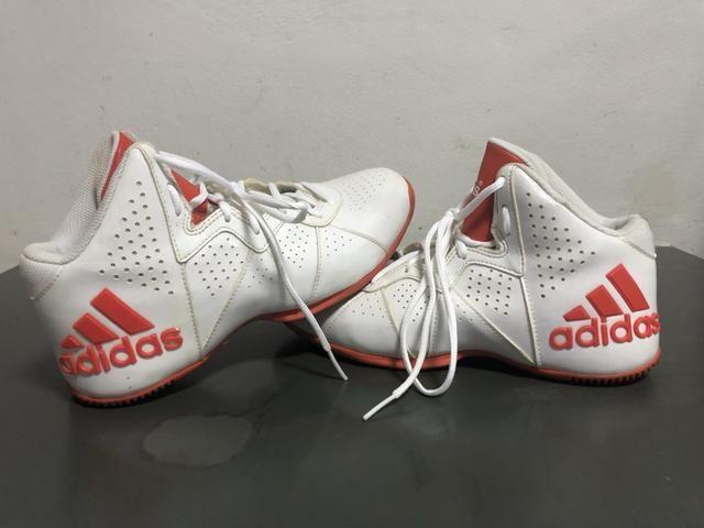 c86e462d47b09 Tênis Adidas Pro Smooth Feather - Roupas e calçados - Cidade Nova I ...