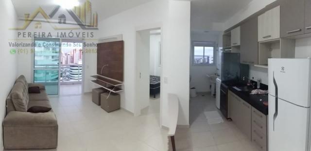 103 - Edifício Mandarim, apartamento 51 m2, locação R$: 3.500,00 com condomínio - Foto 11
