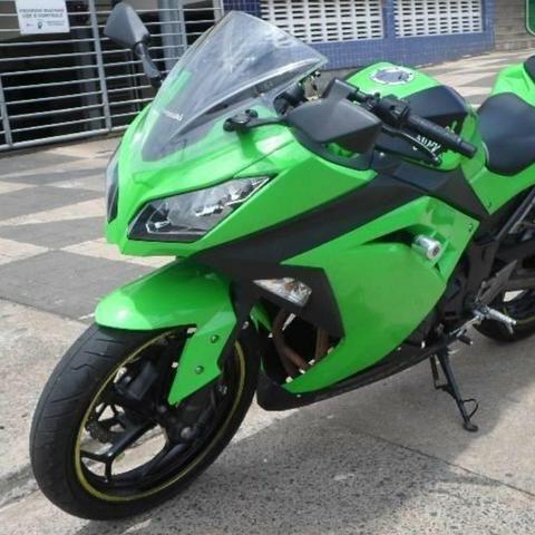 Kawasaki Ninja 300 2013 Motos Centro Campo Grande 588757490 Olx