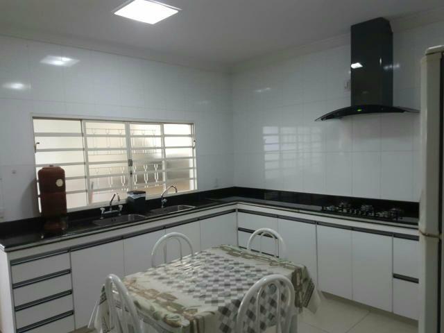 Casa 270m 3 suítes a venda ou troca no bairro Tibery