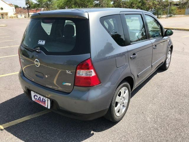 Nissan Livina 1.6 Sl Completo 2010 - Foto 6