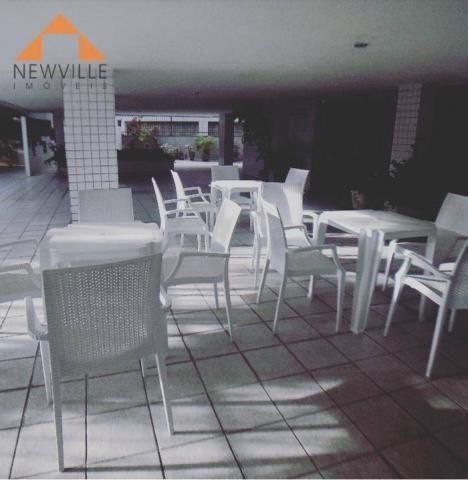 Apartamento com 2 quartos para alugar, 97 m² por R$ 2.200/mês - Graças - Recife - Foto 12