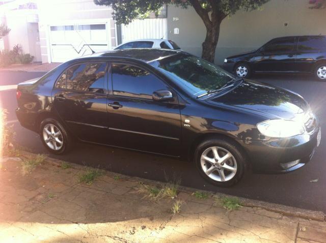 Toyota Corolla XEI Automático + Couro