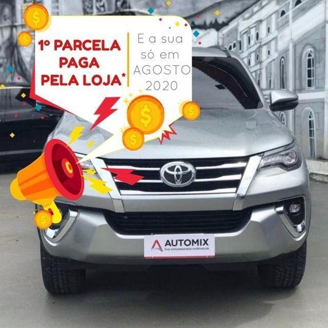 Toyota hilux sw4 srx aut