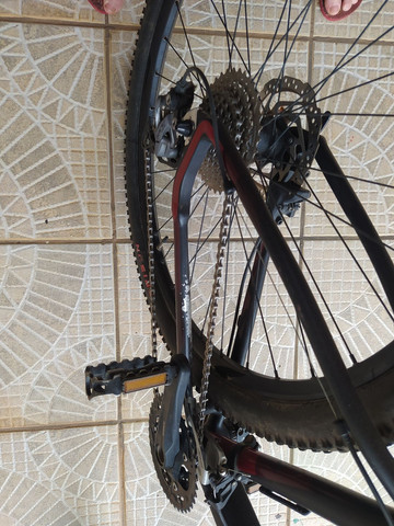 Bicicleta TSW Jump - Quadro 17 - Cassete novo - Aro 29 - 27 marchas