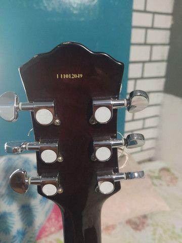 Guitarra washburn less pool windlx - Foto 4