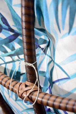 Balanço salete em fibra sintética - Foto 2