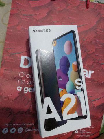 Vendo Samsung Galaxy a21s - Foto 2