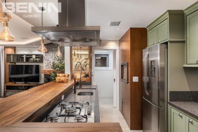 Apartamento à venda com 3 dormitórios em Bela vista, Gramado cod:15588 - Foto 8
