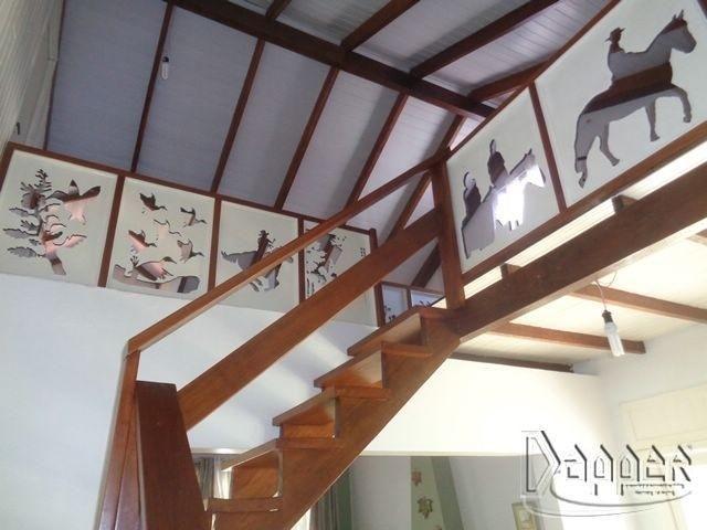 Casa à venda com 2 dormitórios em Rincão, Novo hamburgo cod:11663 - Foto 3