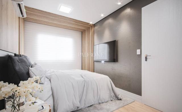 Apartamento à venda com 2 dormitórios em Campo comprido, Curitiba cod:AP0236 - Foto 5