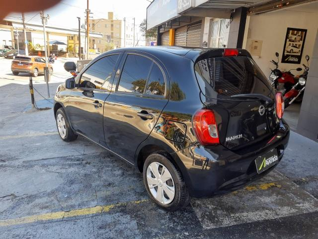 Nissan March 1.0 S 12V Flexibilidade 4Portas Manual 2018/2019 - Foto 2