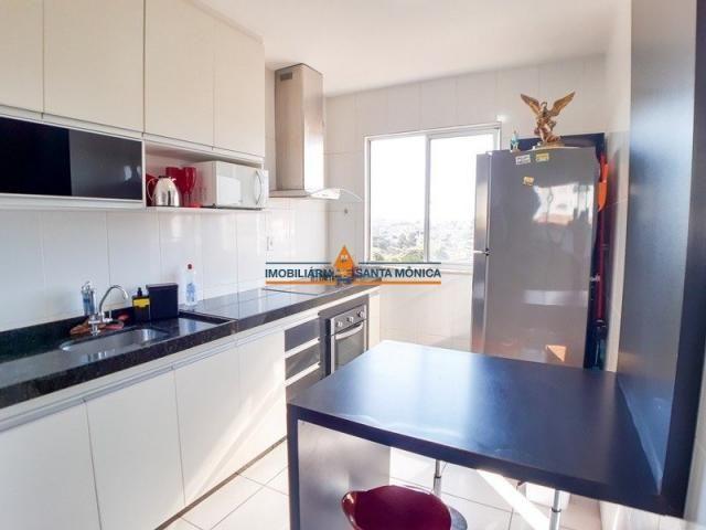 Apartamento à venda com 3 dormitórios em Rio branco, Belo horizonte cod:17248 - Foto 11