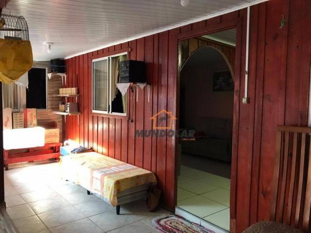 Casa com 3 dormitórios à venda, 80 m² por R$ 250.000,00 - Capela Velha - Araucária/PR - Foto 19